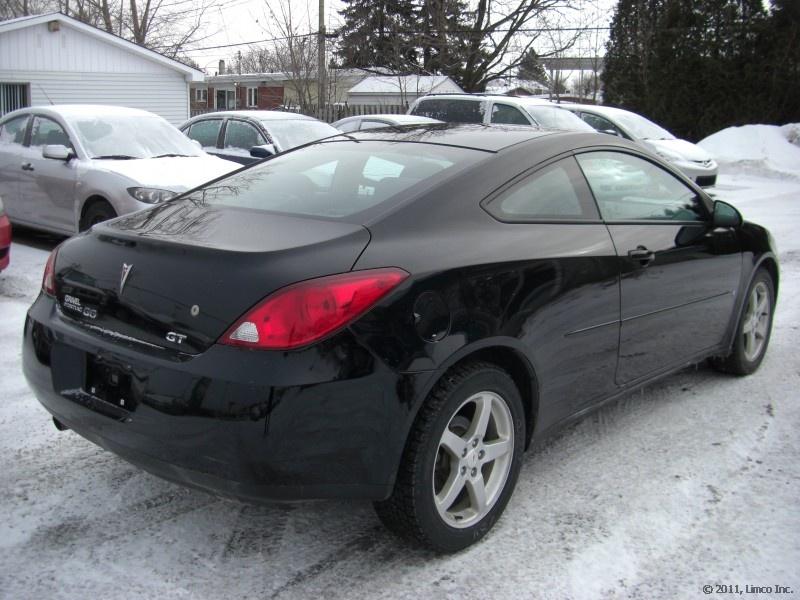 Limco Pontiac G6 Gt 2006