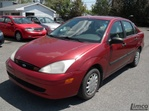 Ford Focus LX 2001