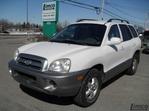 Hyundai Santa Fe GL 2005