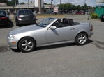Mercedes-Benz SLK 320  2001 photo 9