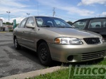 Nissan sentra GXE  2002 photo 1